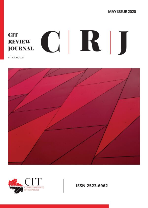 CIT Review Journal May Issue 2020
